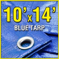 10-X-14-Blue-6-mil-Waterproof-Poly-Tarp-Camp-Tarp-10×14-Tarpaulin-for-Camping-Tent-Shelter-Shade-Canopy-etc-0