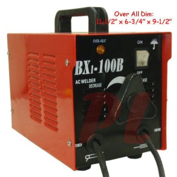 100-AMP-ARC-Welder-Welding-Soldering-Machine-Rod-110-Volt-AC-0