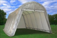 20×12-Water-Resistant-Garage-Storage-Canopy-Shed-Car-Truck-Boat-Carport-PE-Round-0