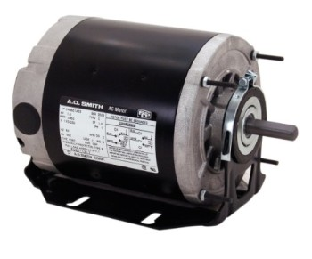 A.O.-Smith-GF2034-13-hp-1725-RPM-115-volts-4856-Frame-ODP-Sleeve-Bearing-Belt-Drive-Blower-Motor-0
