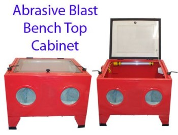 Abrasive-Sandblaster-Cabinet-With-Light-0