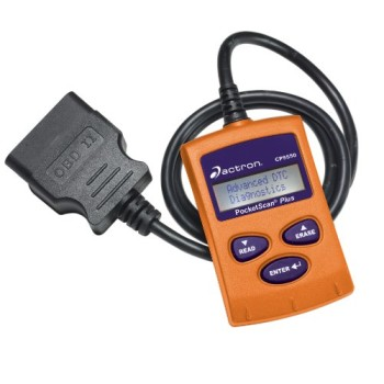 Actron-CP9550-OBD-II-PocketScan-Plus-Diagnostic-Code-Reader-0