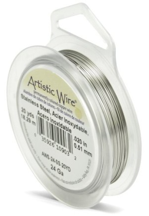 Beadalon-24-Gauge-Artistic-Wire-Stainless-Steel-20-Yard-0