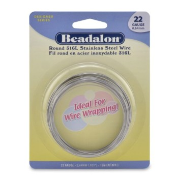 Beadalon-Round-Wire-316L-Stainless-Steel-22-Gauge-10-Meter-0