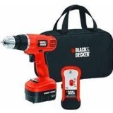 Black-Decker-GCO12SFB-12-Volt-Ni-Cad-38-Inch-Cordless-DrillDriver-with-Storage-Bag-and-Stud-Sensor-0