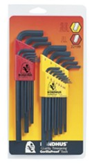 Bondhus-22199-Hex-L-wrench-Double-Pack-Long-Length-12137-.050-38-Inch-12199-1.5-10mm-0