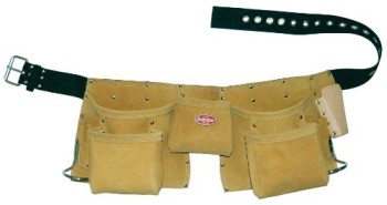 Bucket-Boss-55149-11-Pocket-Suede-Leather-Carpenter-Apron-0