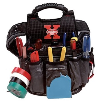 BucketBoss-Extreme-Gear-54017-Sparky-Electricians-Utility-Pouch-with-Belt-0