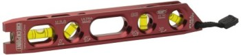 CHECKPOINT-0300R-Pro-Mag-Precision-Torpedo-Level-Red-0