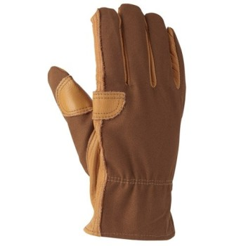 Carhartt-Mens-All-Around-Comfort-Gloves-BROWN-M-0