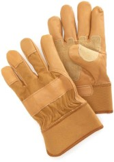 Carhartt-Mens-Grain-Leather-Work-Glove-with-Safety-Cuff-Brown-Large-0