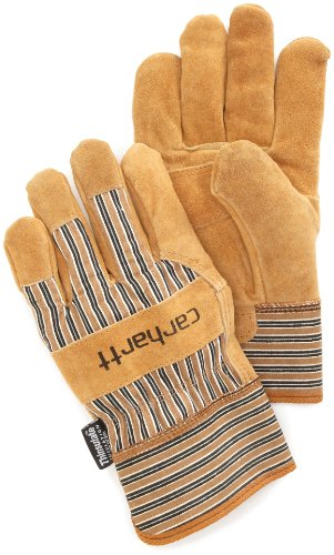 Carhartt-Mens-Insulated-Suede-Work-Glove-with-Safety-Cuff-Brown-Large-0