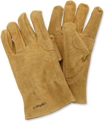 Carhartt-Mens-Leather-Fencer-Work-Glove-Brown-Large-0