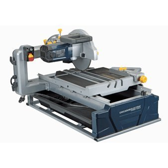 Chicago-Electric-Power-Tools-2.5-Horsepower-10-Industrial-TileBrick-Saw-0