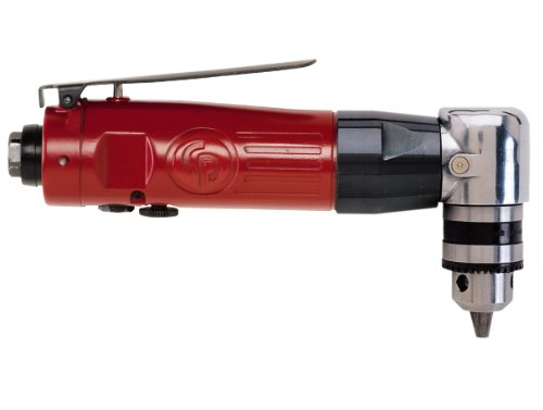 Chicago-Pneumatic-CP879-38-Inch-Chuck-Air-Reversible-Angle-Drill-0