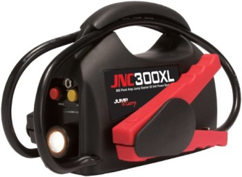 Clore-JNC300XL-Jump-N-Carry-900-Peak-Amp-Ultraportable-12-Volt-Jump-Starter-with-Light-0