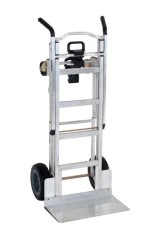 Cosco-3-in-1-Aluminum-Hand-Truckassisted-Hand-Truckcart-w-Flat-Free-Wheels-0
