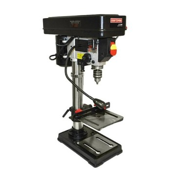 Craftsman-10-in-Bench-Drill-Press-w-Laser-Trac-0