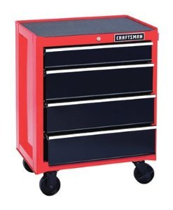 Craftsman-4-Drawer-Heavy-Duty-Rolling-Tool-Cabinet-0