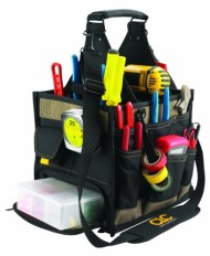 Custom-LeatherCraft-1528-23-Pocket-Large-Electrical-and-Maintenance-Tool-Carrier-0