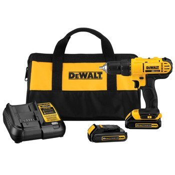 Dewalt-DCD771C2-20V-MAX-Cordless-Lithium-Ion-12-in-Compact-Drill-Driver-Kit-0