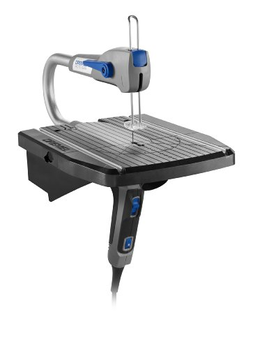 Dremel Ms20 01 Moto Saw Variable Speed Compact Scroll Saw Kit