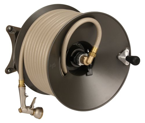 Eley Rapid Reel Wall Mount Garden Hose Reel Model 1041
