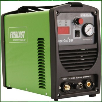Everlast-SuperCut-50P-PILOT-ARC-110v220v-Inverter-plasma-cutter-50AMP-Cutting-System-0