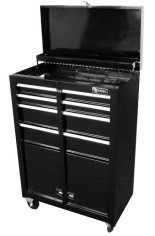 Excel-TB2201X-Black-22-Inch-Steel-Chest-Roller-Cabinet-Combination-Black-0-0