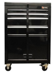 Excel-TB2201X-Black-22-Inch-Steel-Chest-Roller-Cabinet-Combination-Black-0-1