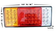 GENSSI-Trailer-Semi-Rig-Truck-Bus-LED-Commercial-12V-LED-Tail-Lights-Taillights-Pair-0-1