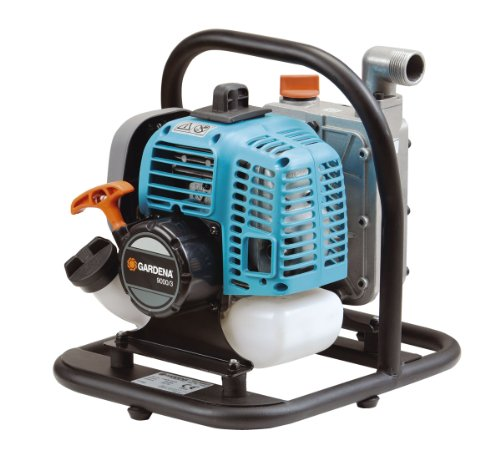 gardena 1436 2 stroke gas powered water pump. Black Bedroom Furniture Sets. Home Design Ideas