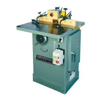 General-International-40-250M1-3-HP-34-Inch-Spindle-Shaper-0