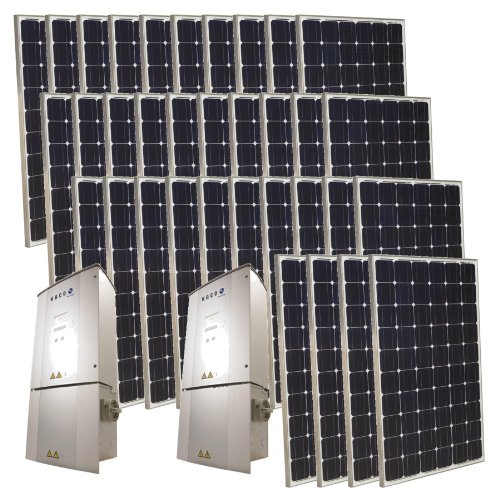 Grape-Solar-GS-8500-KIT-8500-Watt-Monocrystalline-PV-Grid-Tied-Solar-Power-Kit-0