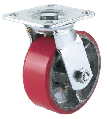 Grizzly-59150-Heavy-Duty-Swivel-Caster-6-Inch-0