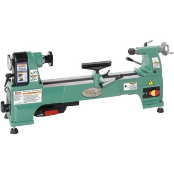 Grizzly-G0624-Cast-Iron-Bench-Top-Wood-Lathe-10-Inch-0