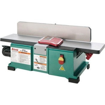 Shop Fox W1829 Benchtop Jointer 6 Inch