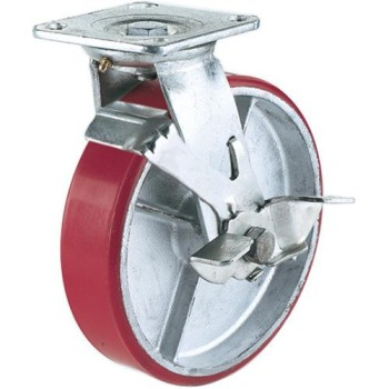 Grizzly-G8179-Heavy-Duty-Swivel-Caster-with-Brake-8-Inch-0