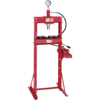 Grizzly-H6232-10-Ton-Floor-Shop-Press-0