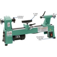 Grizzly-H8259-Bench-Top-Wood-Lathe-10-Inch-0-1