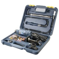 Gyros-40-10470-PowerPro-Variable-Speed-Rotary-Tool-Kit-85-Accessories-Included-with-Flex-shaft-0-0