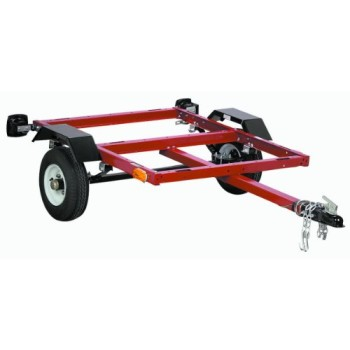 Haul-Master-42708-870-Lb.-Capacity-Utility-Trailer-40-x-49.-New-0