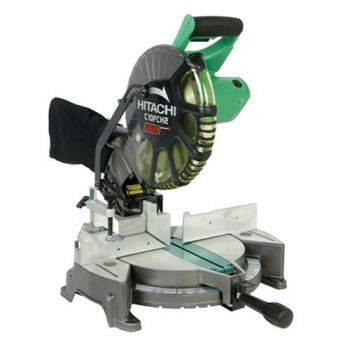 Hitachi-C10FCH2-10-Inch-Miter-Saw-with-Laser-0