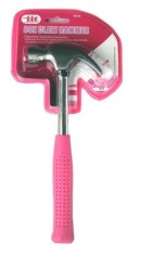 IIT-88400-Ladies-Pink-8-Ounce-Claw-Hammer-0