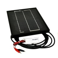 Instapark®-NEW-All-Black-5W-Mono-crystalline-Solar-Panel-with-12V-Solar-Charge-Controller-0