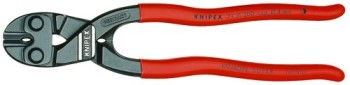 Knipex-7131200-8-Inch-Lever-Action-Mini-Bolt-Cutter-With-Notch-0