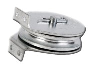 Koch-3203093-3-Cable-Block-Fixed-Flange-Zinc-Plated-0