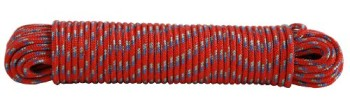 Koch-5170625-Diamond-Braid-Polypropylene-Rope-316-by-100-Feet-Assorted-Colors-0