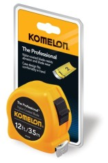 Komelon-4912IM-The-Professional-12-Foot-InchMetric-Scale-Power-Tape-Yellow-0-0