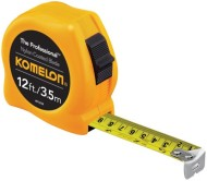 Komelon-4912IM-The-Professional-12-Foot-InchMetric-Scale-Power-Tape-Yellow-0